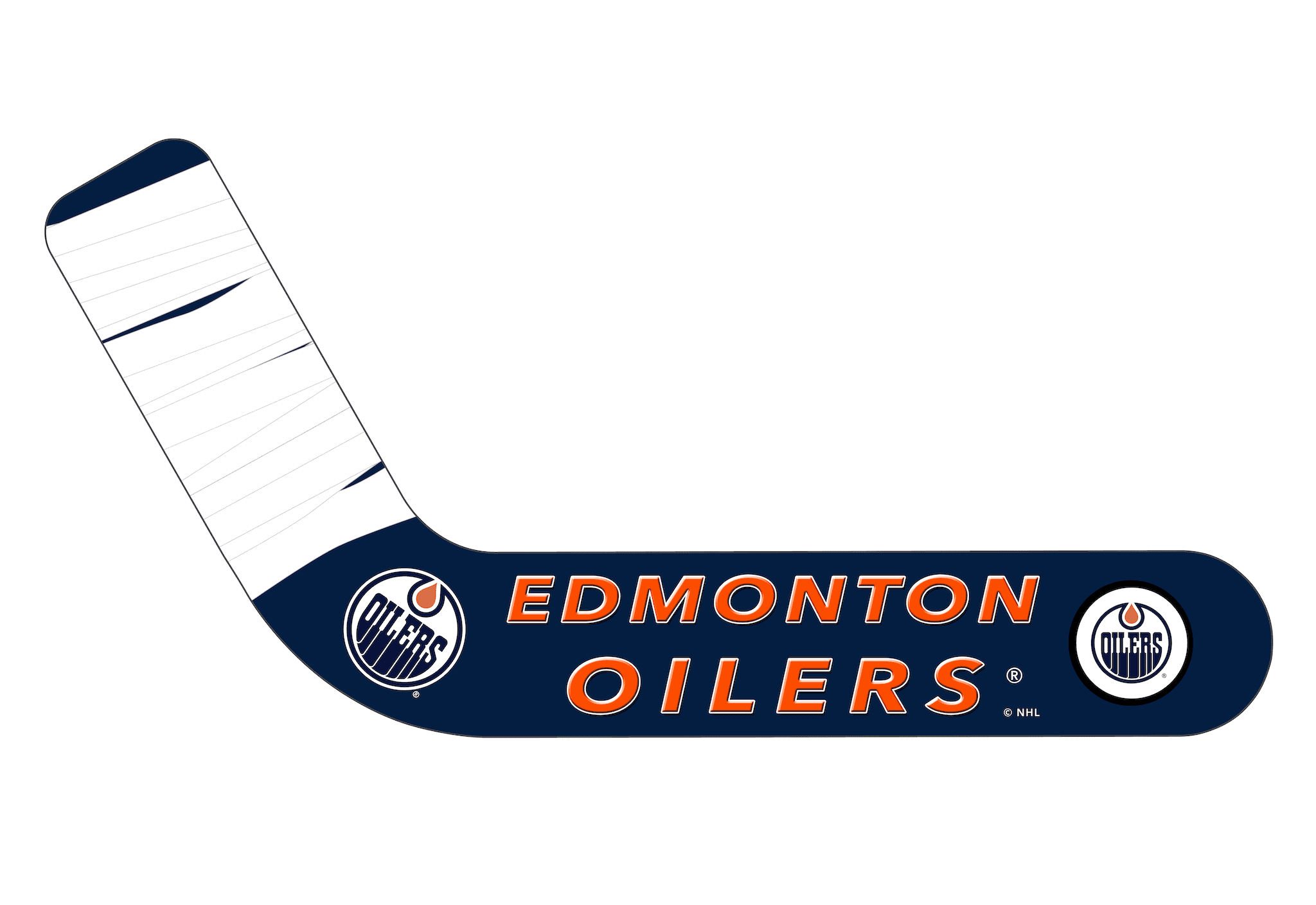 Edmonton Oilers® Fan Blades - Ultimate Hockey Ceiling Fans