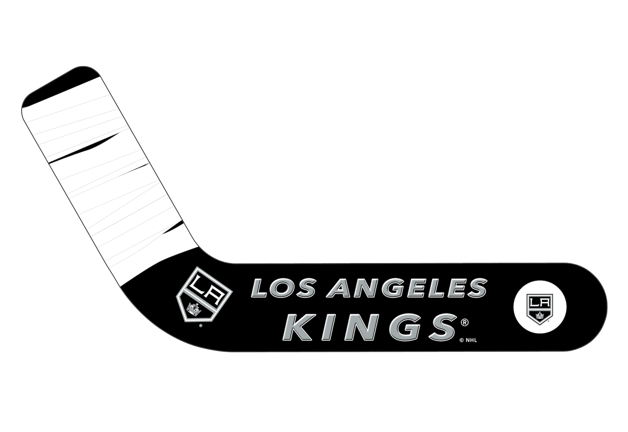 LA Kings® Personalized Blades - Ultimate Hockey Ceiling Fans