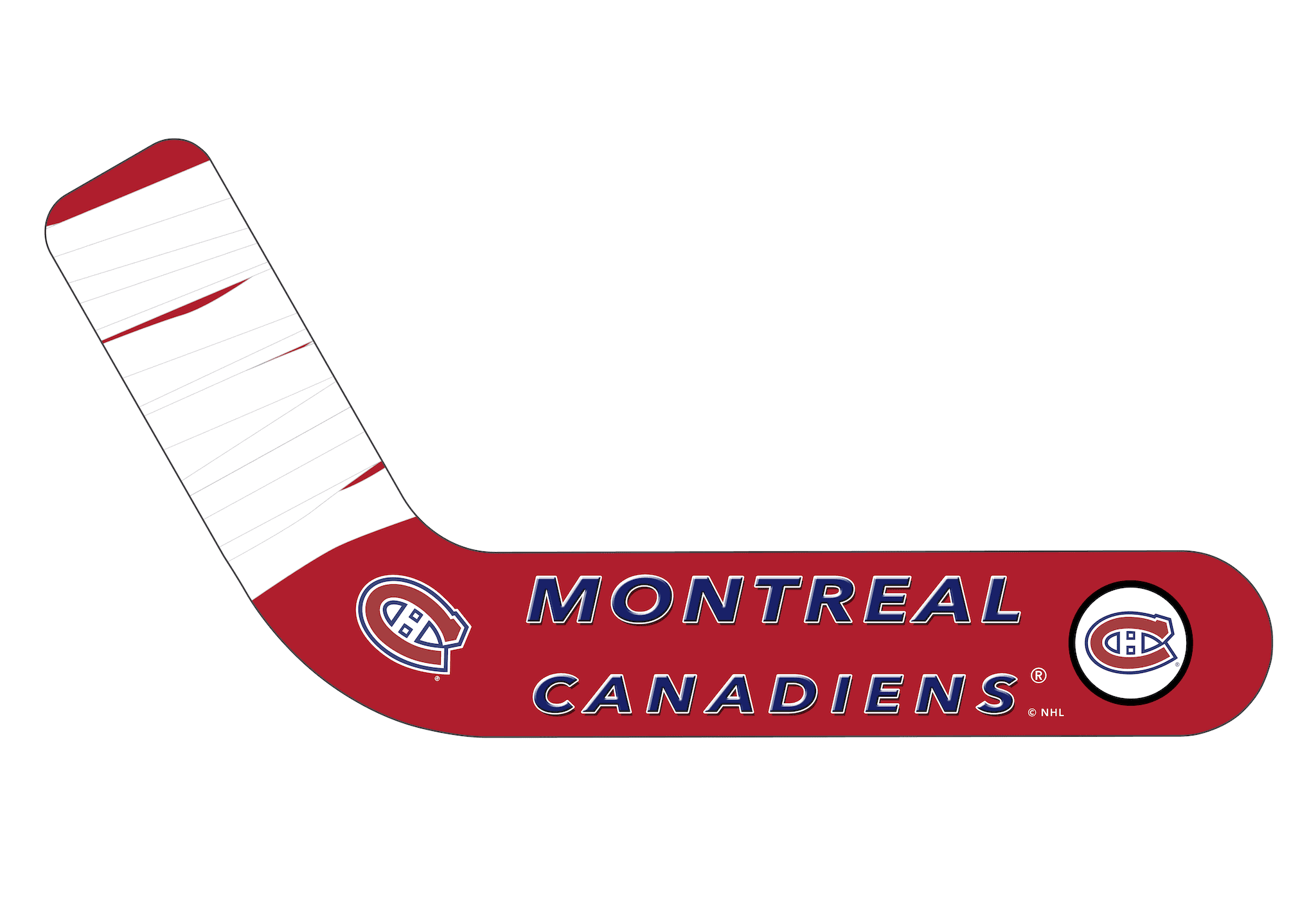 Montreal Canadiens® Fan Blades - Ultimate Hockey Ceiling Fans