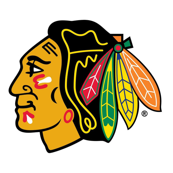 Chicago Blackhawks® Fan Blades - Ultimate Hockey Ceiling Fans