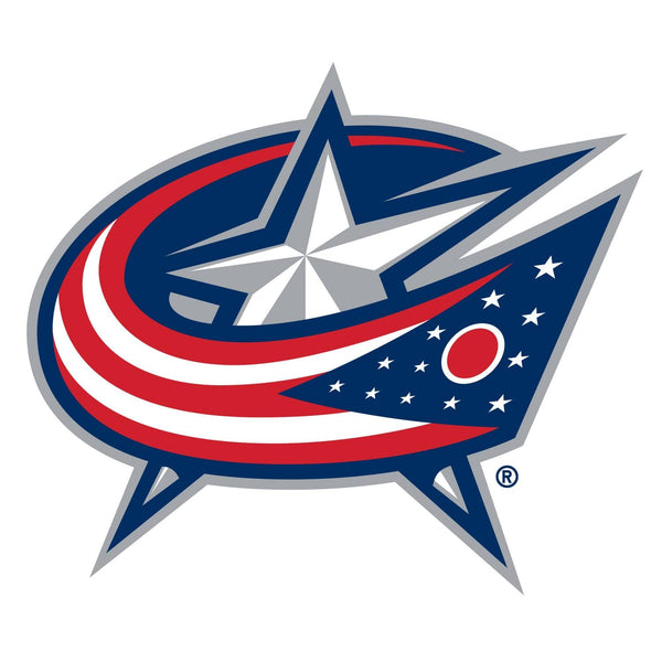 Columbus Blue Jackets® Fan Blades - Ultimate Hockey Ceiling Fans