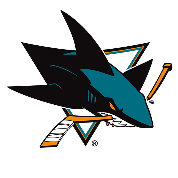 San Jose Sharks® Fan Blades - Ultimate Hockey Ceiling Fans