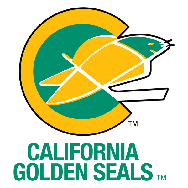 Vintage California Golden Seals – 1971-72 - Ultimate Hockey Ceiling Fans