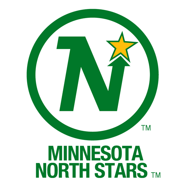 Vintage Minnesota North Stars 1967-68 - Ultimate Hockey Ceiling Fans