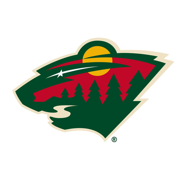 Minnesota Wild® Fan Blades - Ultimate Hockey Ceiling Fans
