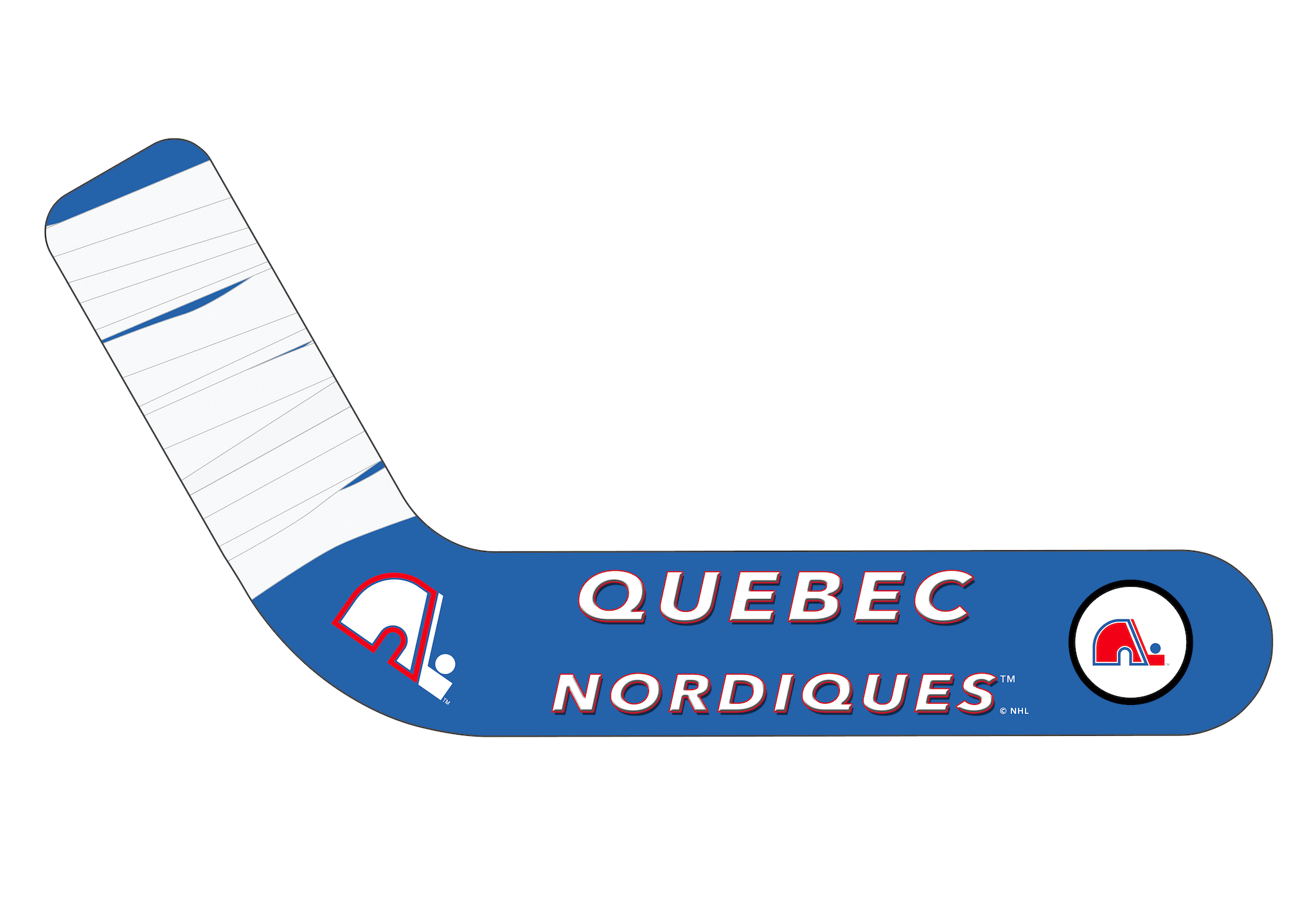 Vintage Quebec Nordiques 1979-80 - Ultimate Hockey Ceiling Fans
