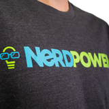 Official Nerd Power Logo Tee