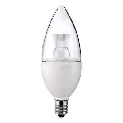 LED Candelabra Lamp – 5 Watts (2700K)