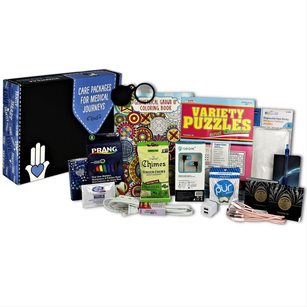 Activity Butler Gift Basket