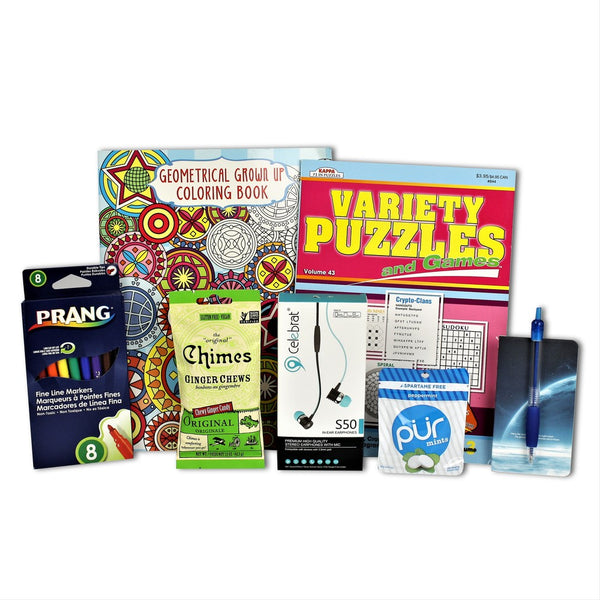 Activity Care Kit Gifts for Cancer Patients Viva Kits