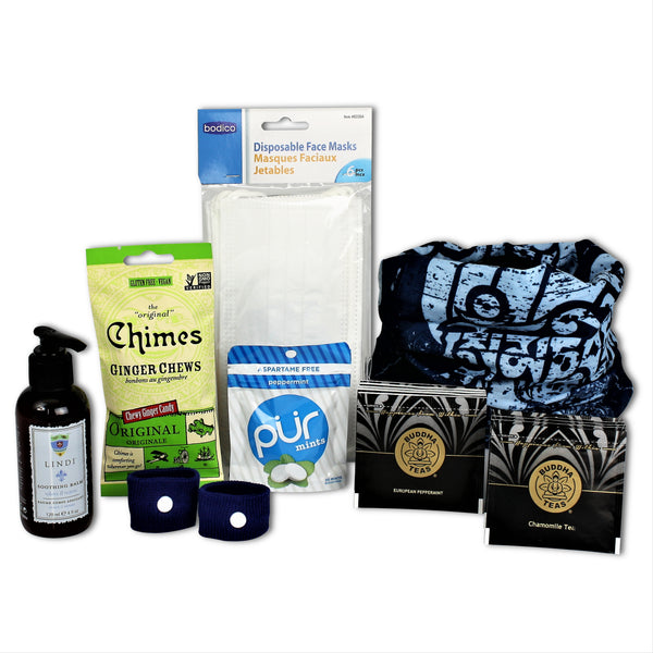 Side Effect Soothing Care Basket Gifts for Cancer Patients Viva Kits