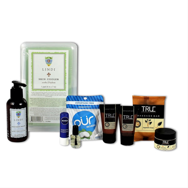 Skincare Relieving Basket Gifts for Cancer Patients Viva Kits