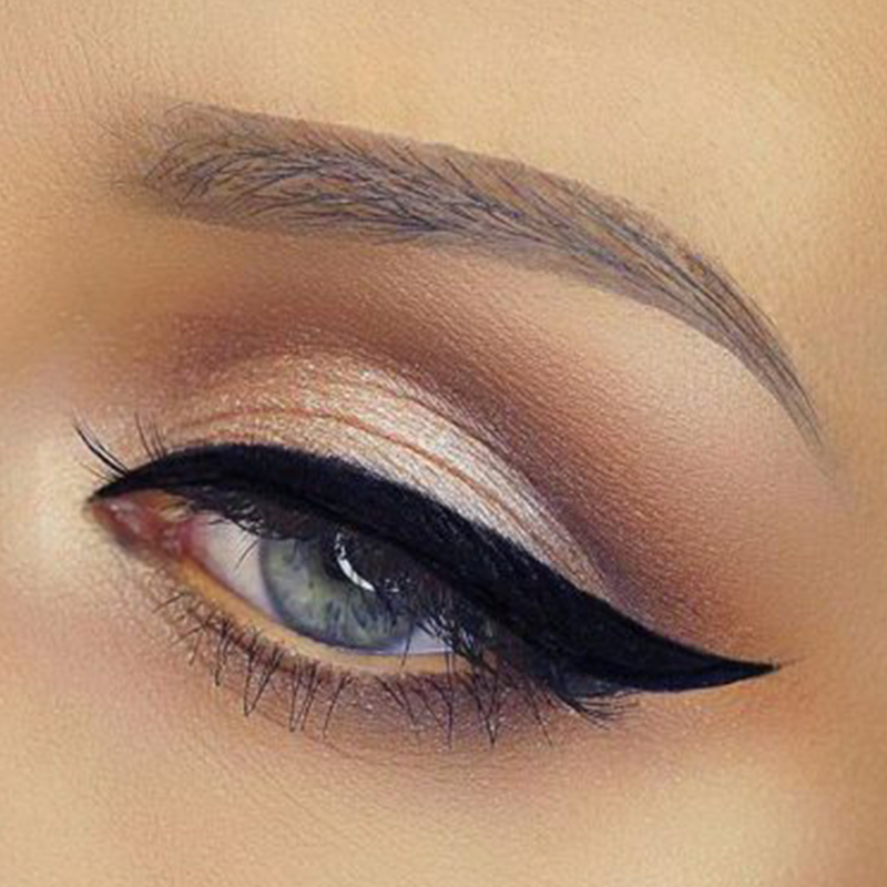 6 Simple Steps To A Perfect Eyeliner