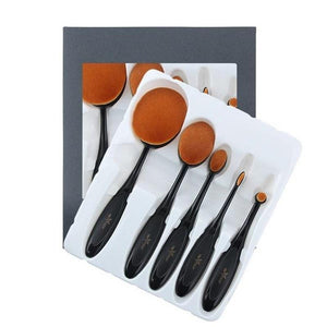 Anmor Oval Multi Brush Set 5Pcs - ModernMua