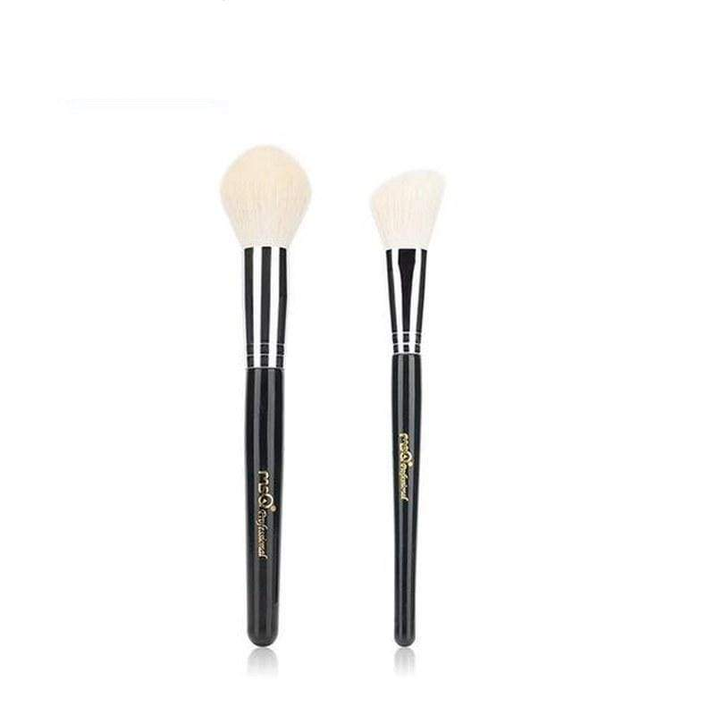 msQ Powder Brush Set 2Pcs - ModernMua