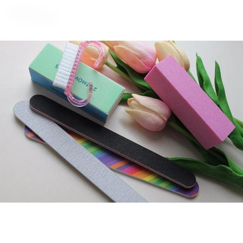 Nail File Set 6Pcs - ModernMua