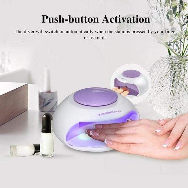 ModernMua Nail Touch Beauty 48W Air Nail Dryer