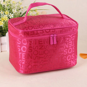 Large Professional Travel Cosmetic Storage MakeUp Bag