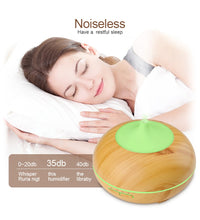 Remote Control Air Humidifier