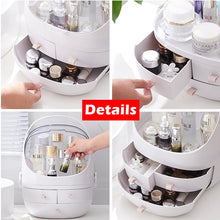 Portable Cosmetic Organizer