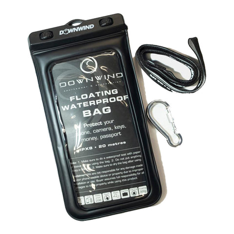 Downwind Waterproof Phone Bag - (M)
