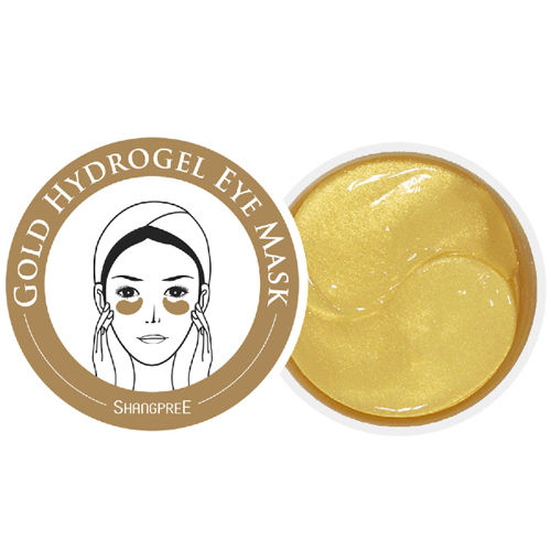Shangpree Gold Hydrogel Eye Mask By Amberseed