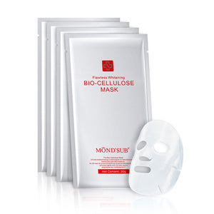 Mond'Sub Flawless Whitening Bio-Cellulose Facial Mask By Amberseed