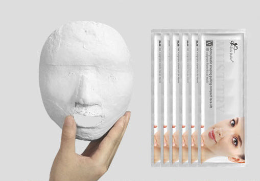 5D Sculpture Frame Facial Mask