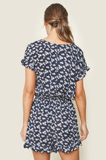 Load image into Gallery viewer, Grace Floral Romper