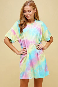 Dana T Shirt Dress