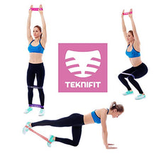 Resistance Bands Set for Home and Gym Workouts Includes FREE Exercise Guide - Hobbiya Limited