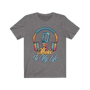 Headphones Tee - Hobbiya Limited