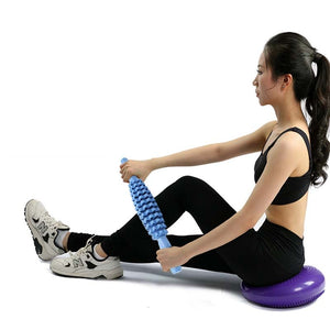 Dismountable Roller Massage Stick and Yoga Fitness Equipment - Hobbiya Limited