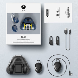 Lightweight Bluetooth Earphone Headphones Sport - Hobbiya Limited