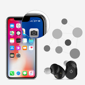 Bluetooth 5.0 Headphones - Hobbiya Limited
