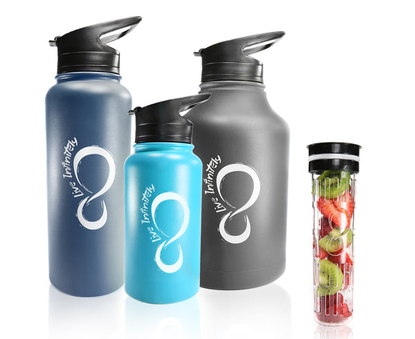 Vacuum Insulated Water Bottle - Hobbiya Limited
