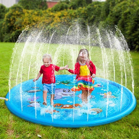 170cm Inflatable Spray Water Cushion - Hobbiya Limited