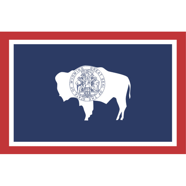 Wyoming Flag Collection