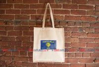 Oregon Flag Tote Bag