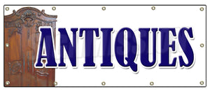 Antiques Banner