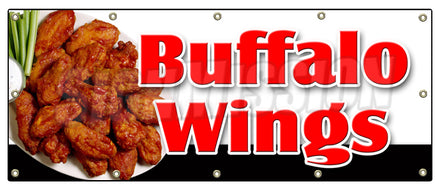Buffalo Wings Banner