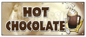 Hot Chocolate Banner
