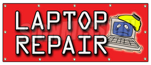 Laptop Repair Banner