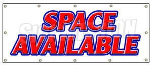Space Available Banner
