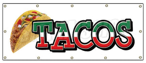 Tacos Banner