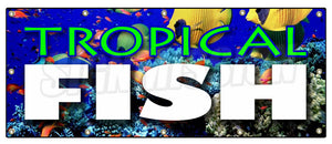 Tropical Fish Banner