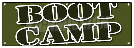 Boot Camp Banner