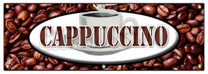 Cappuccino Banner