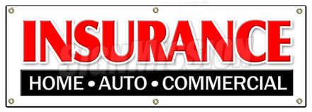 Insurance Home Auto Comm Banner