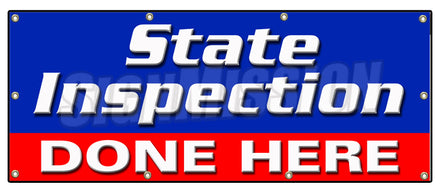 State Inspection Done Hr Banner